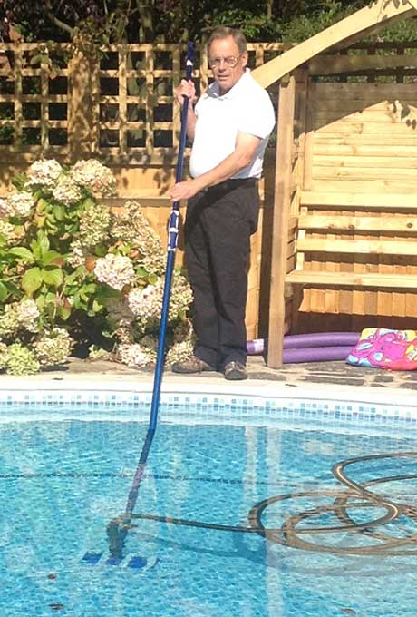 Pool Cleaning Surrey